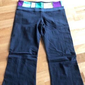 Lululemon Athletica Groove Pant size 8